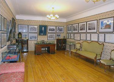Выставка «Кекины – род, судьба, наследие»