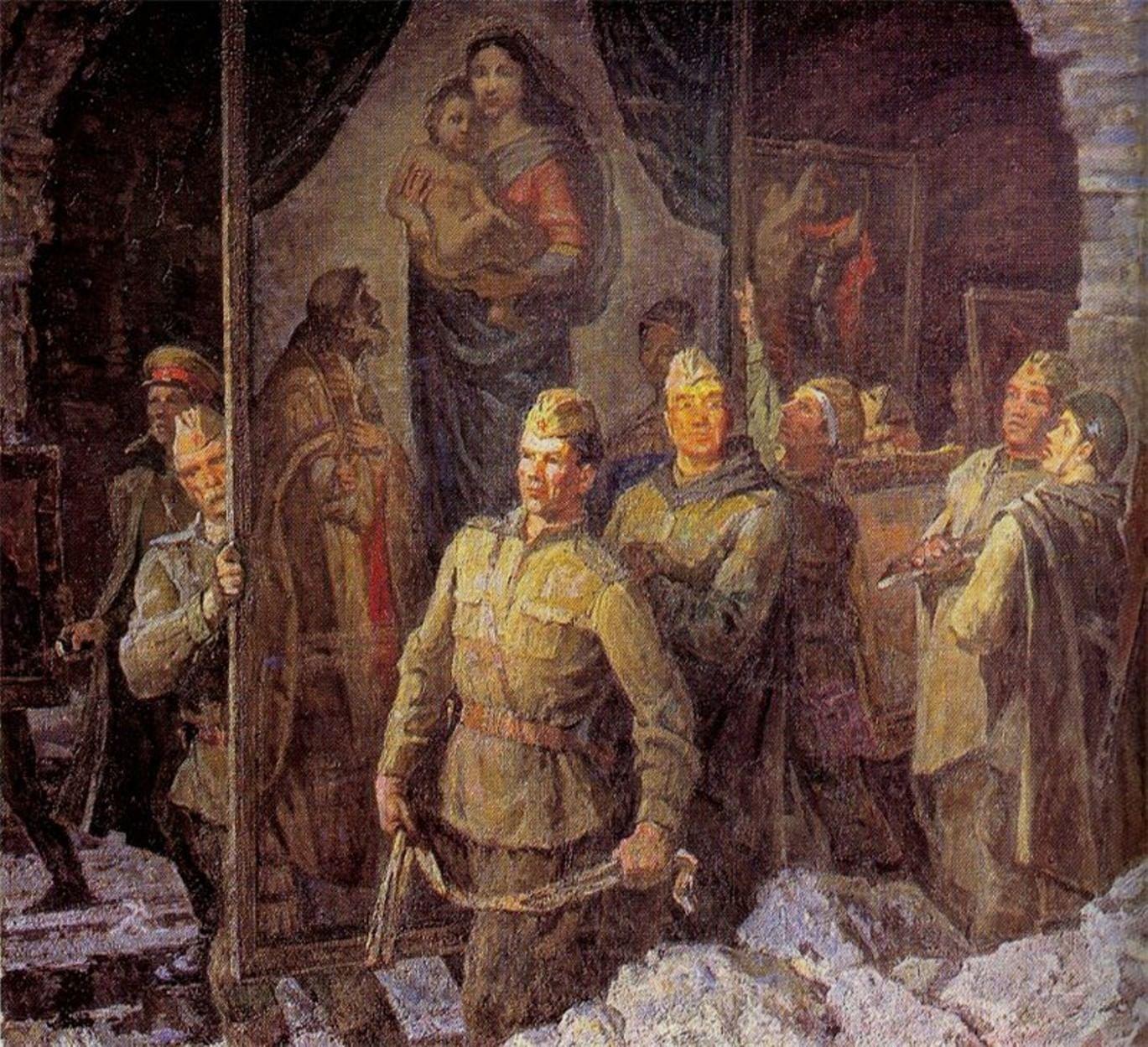 Русские «рафаэли»: проданные, отданные и оставшиеся. Галерея 3
