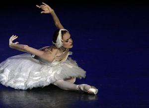 Самые красивые балерины
