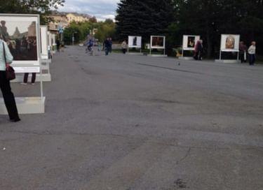 Выставка «Музей под открытым небом»