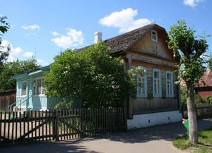 Дом-музей школьных лет Юрия Гагарина