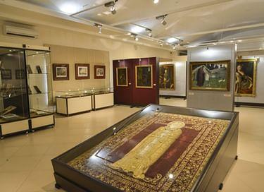 Выставка «Преподобный Сергий – помощник всему государству и государям российским»