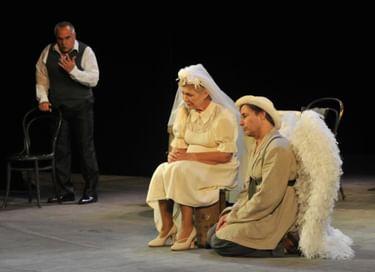 Спектакль «Вышел ангел из тумана»