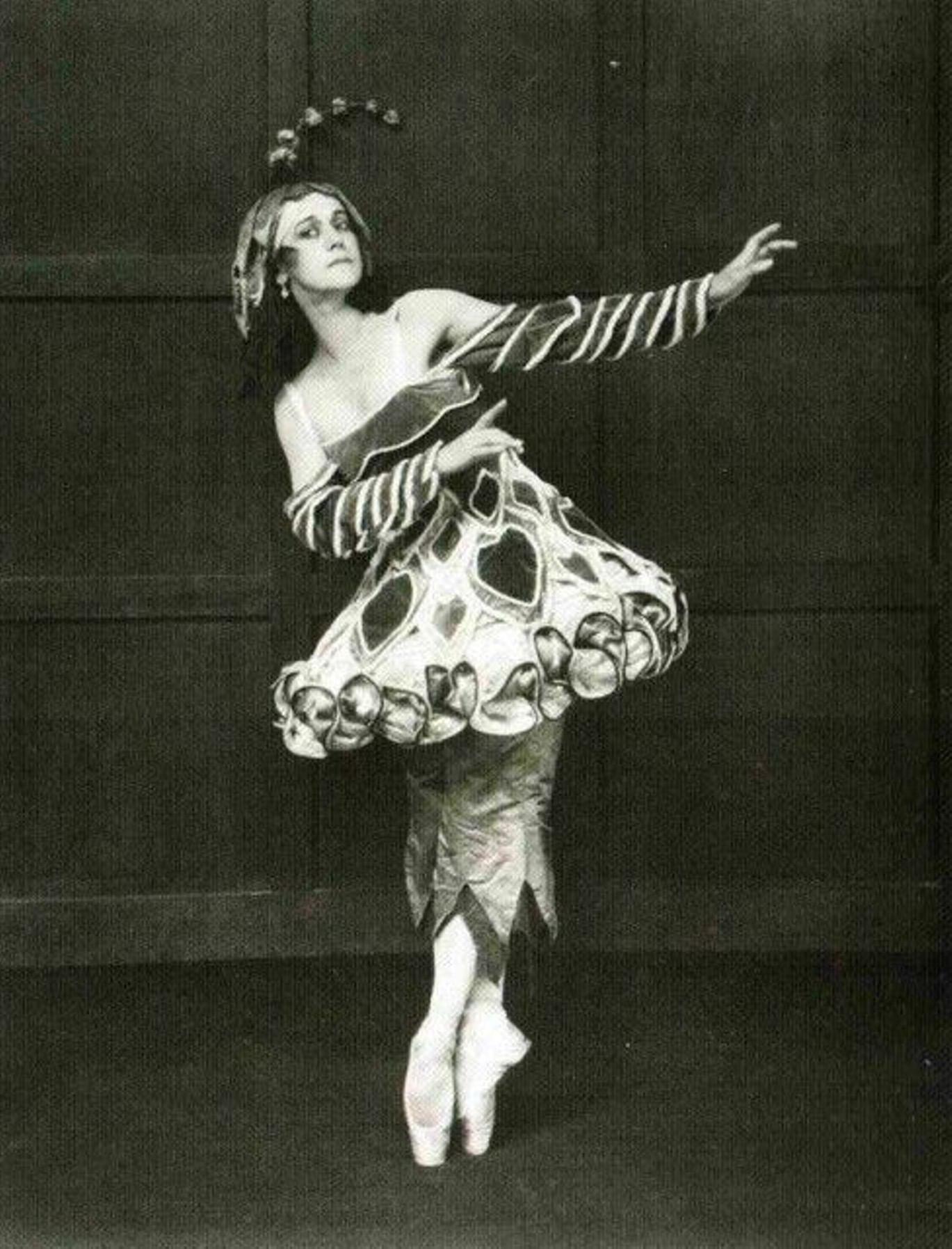 Тамара Карсавина. Галерея 1