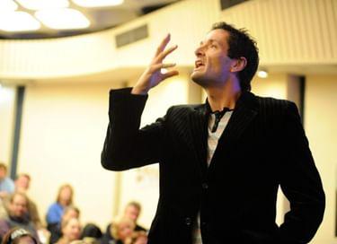 Курс «Ораторское мастерство. Учимся говорить понятно»