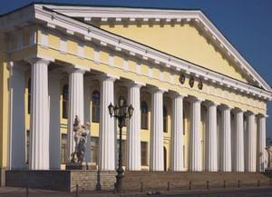 Архитектура общественных зданий XIX века