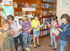 Абрамовская сельская библиотека-филиал им. А. И. Плотникова