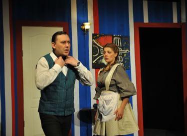 Спектакль «Блэз, или Cherchez La Femme»