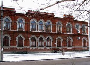 Царицынская синагога (синагога Бейт-Давид) в Волгограде