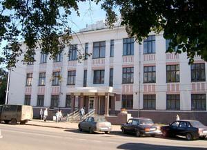 Вологодская областная универсальная научная библиотека им. И. В. Бабушкина