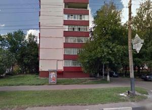 Тамбовская библиотека-филиал № 20