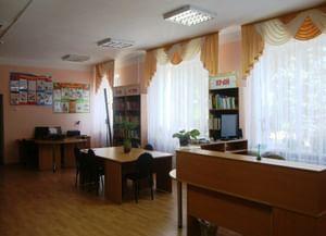 Унароковская сельская библиотека