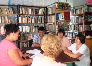 Баракаевская сельская библиотека