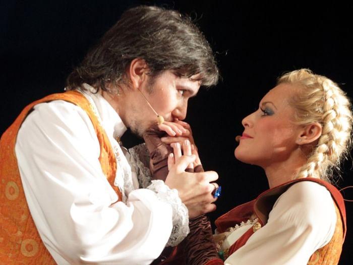 Спектакль «Казанова»