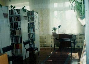 Нижне-Прысковская сельская библиотека