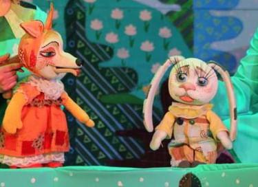 Спектакль «Клочки по закоулочкам»