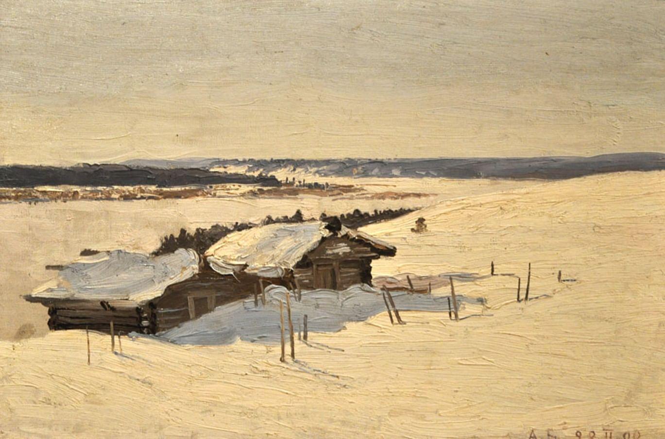 Александр Борисов. Галерея 1