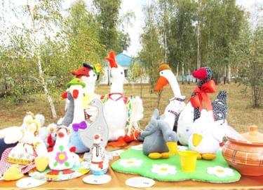 Фестиваль-ярмарка «Праздник гуся»