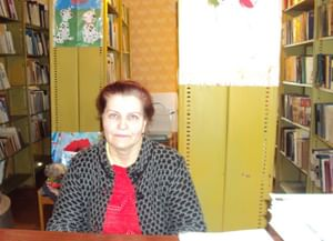 Пригорская библиотека