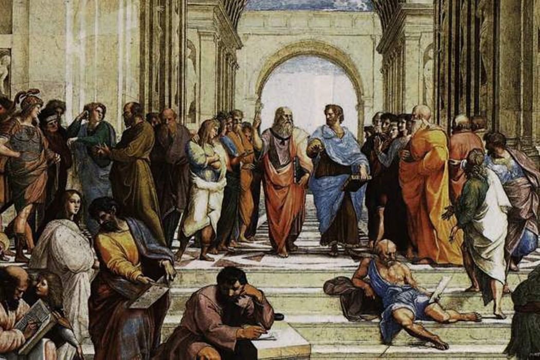 a question on the origins of natural law by greco roman philosophers The law of nature in greco-roman thought james luther adams reason and its ideas do not occu- py a pedestal wholly above and exempt from the influence of the forces of history.