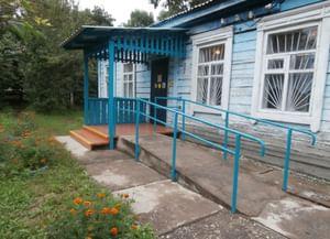 Серышевская межпоселенческая районная библиотека