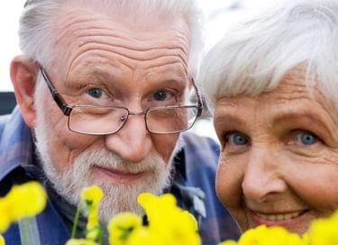 Концерт «День пожилого человека»