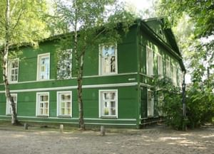 Дом-музей Ф.М. Достоевского в Старой Руссе