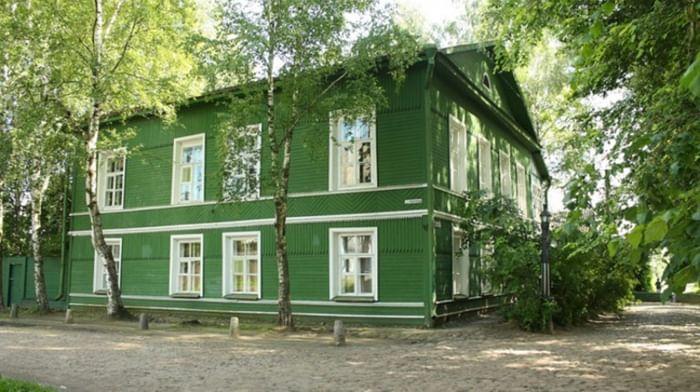 Дом-музей Ф. М. Достоевского в Старой Руссе