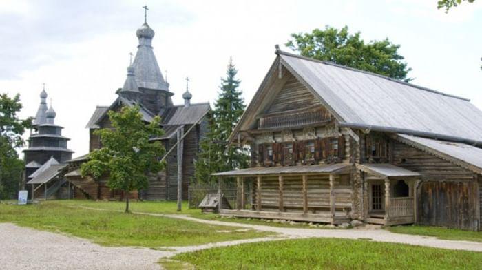 Музей народного деревянного зодчества «Витославлицы»
