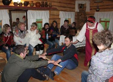 Интерактивная программа «Деревенские посиделки»