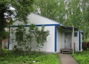 Красногорский сельский библиотечный сектор