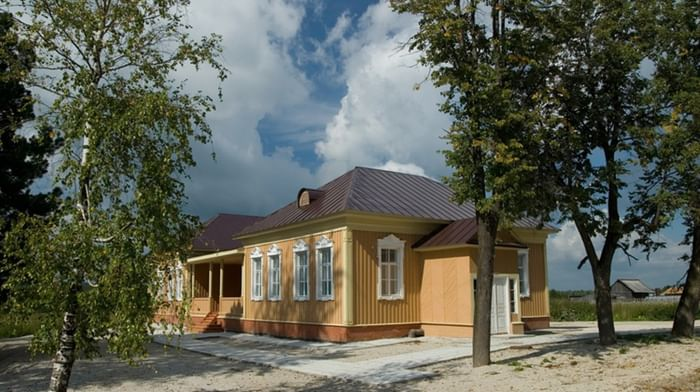 Дом Пастернака