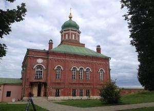 Экспозиция «Военная галерея Бородинского поля»