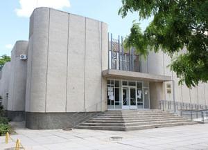 Раздольненская центральная районная библиотека им. А. И. Домбровского