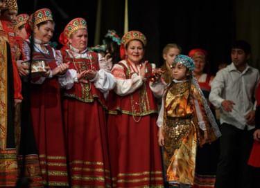 Областной фестиваль «Наш дом – Россия»
