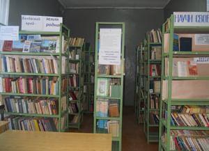 Дьяконовский сельский библиотечный филиал