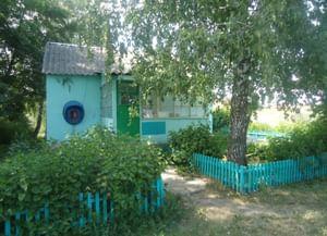 Гатский сельский библиотечный филиал