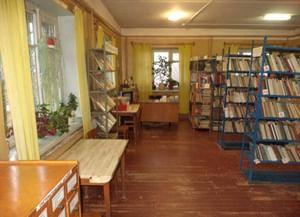 Мордвесский сельский библиотечный филиал