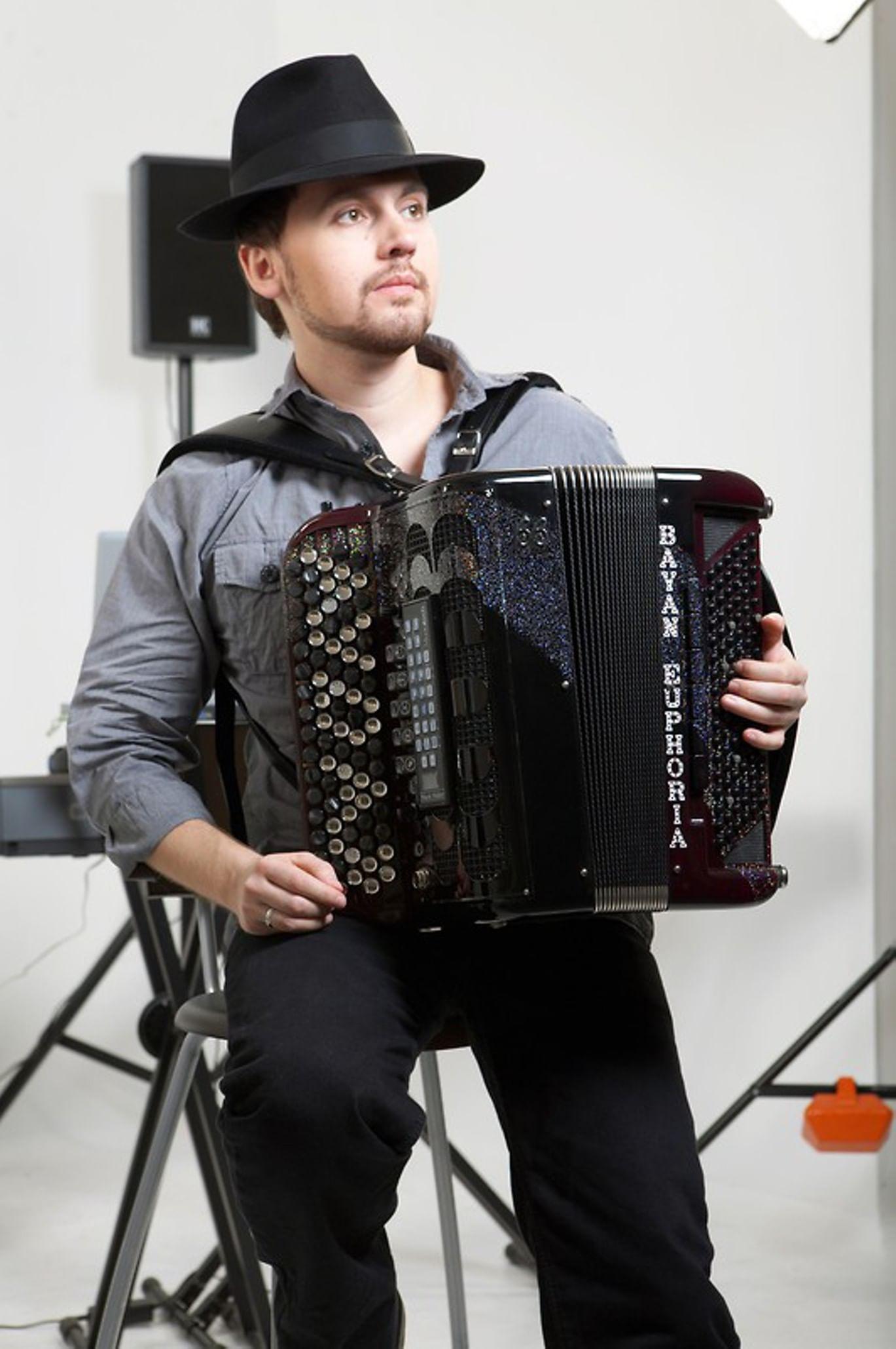 Айдар Гайнуллин: Моя музыка имеет свое лицо. Галерея 2