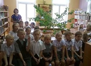 Беноковская сельская библиотека