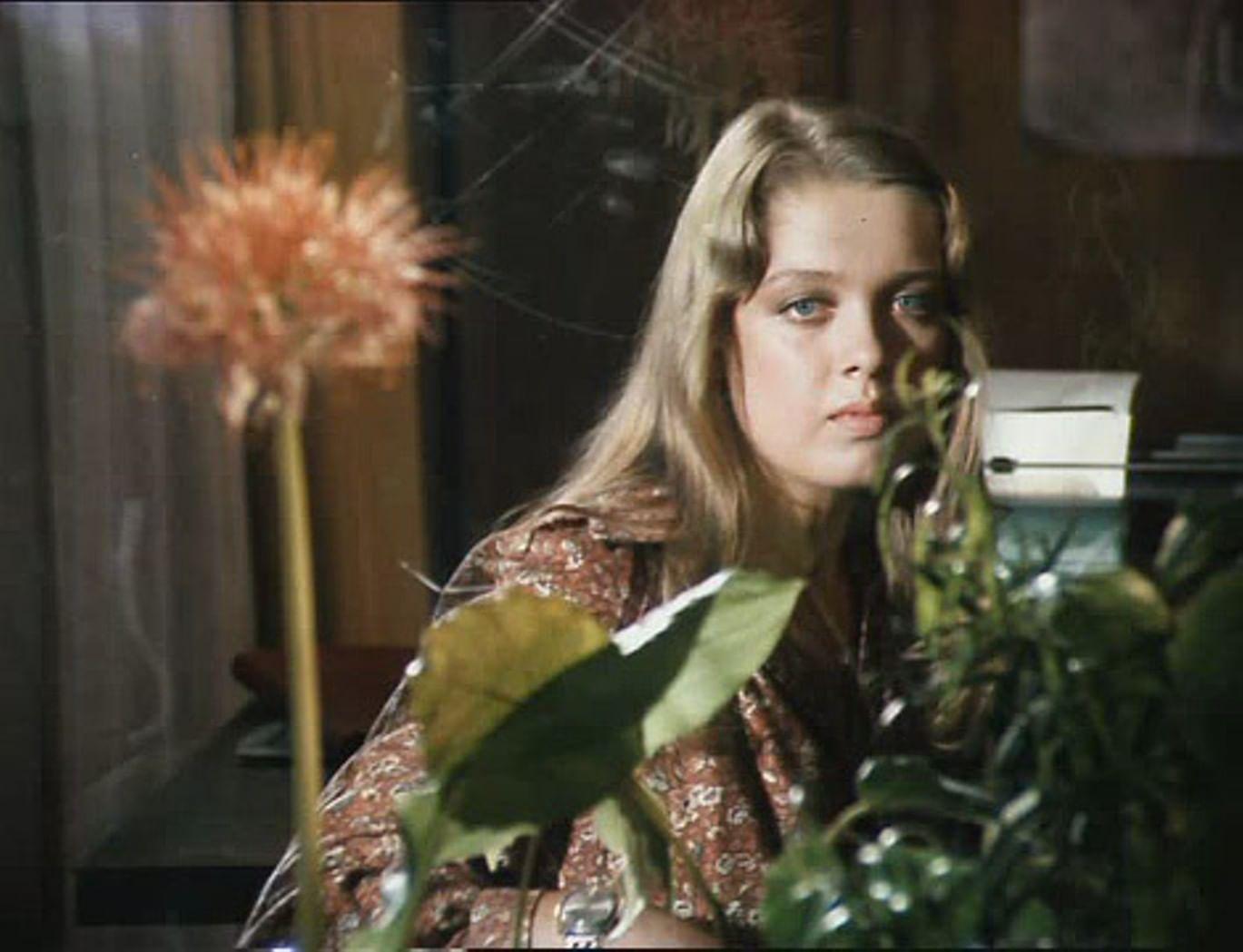 Любовь Руденко в роли Юлии Николаевны в фильме «Отпуск за свой счет» (1981)
