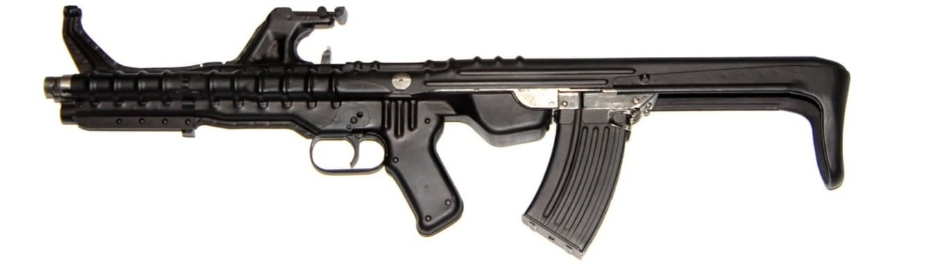 От мини-револьвера до трехствольного автомата. 5 экспонатов Тульского музея оружия. Галерея 1