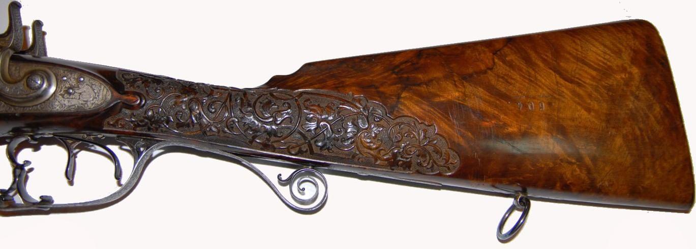 От мини-револьвера до трехствольного автомата. 5 экспонатов Тульского музея оружия. Галерея 4