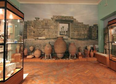 Выставка «Прошлое Тавриды»