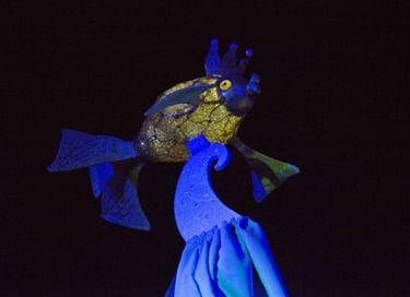Спектакль «Золотая рыбка»