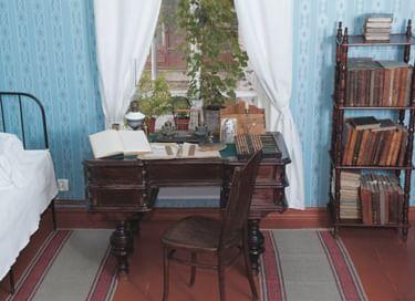 Мемориально-бытовая экспозиция «Квартира семьи Ульяновых в г. Самаре. 1890–1893 гг.»