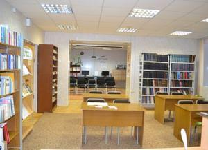 Городская библиотека г. Гаджиево