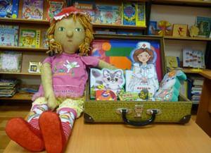 Мурмашинская детская библиотека-филиал № 2