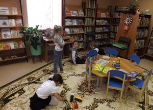 Мурмашинская городская библиотека-филиал № 1
