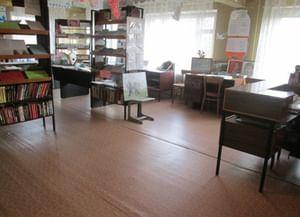 Студенецкий сельский библиотечный филиал